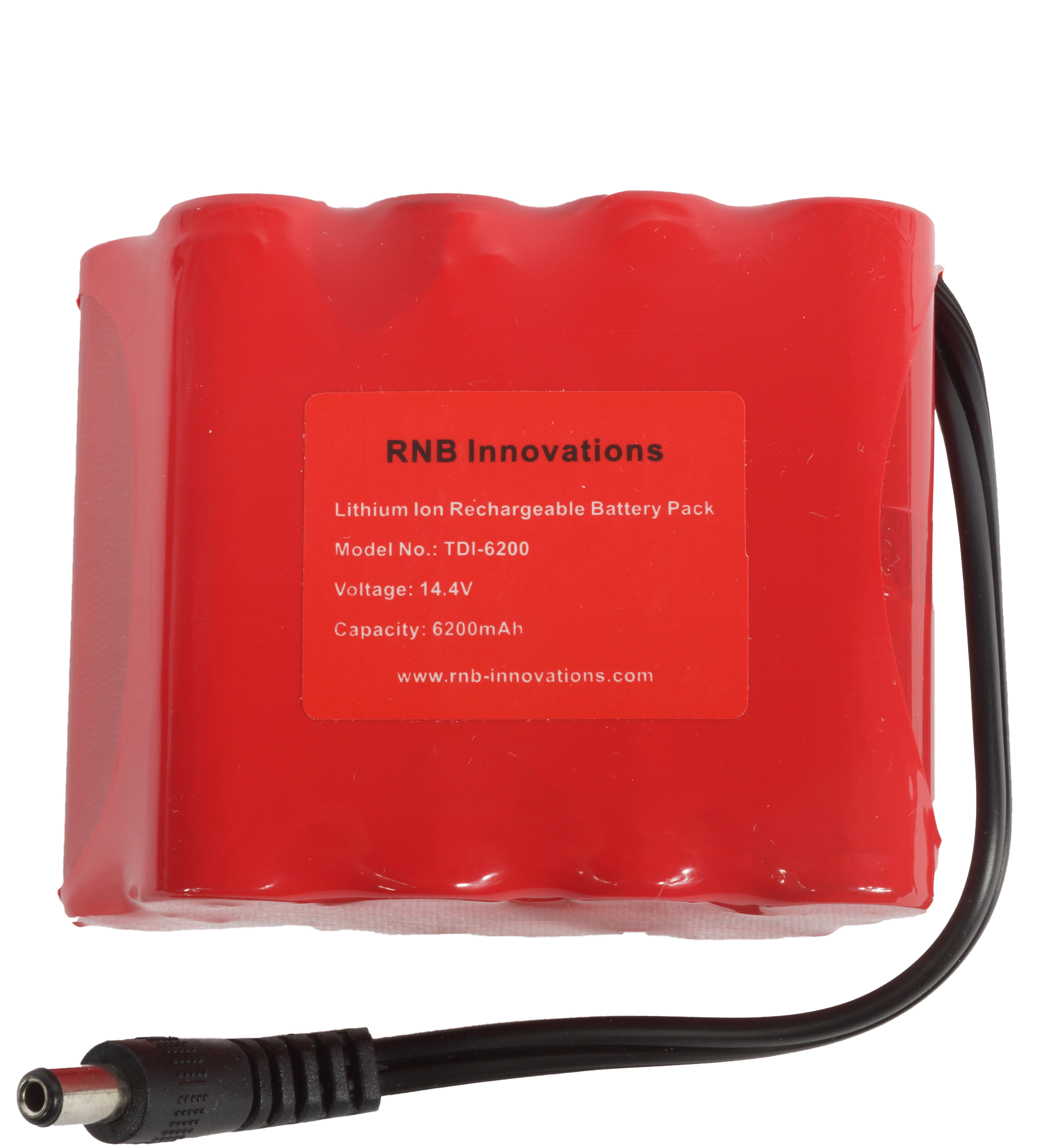 Rnb Innovations Td 6200 Lithium Ion Battery Pack For White