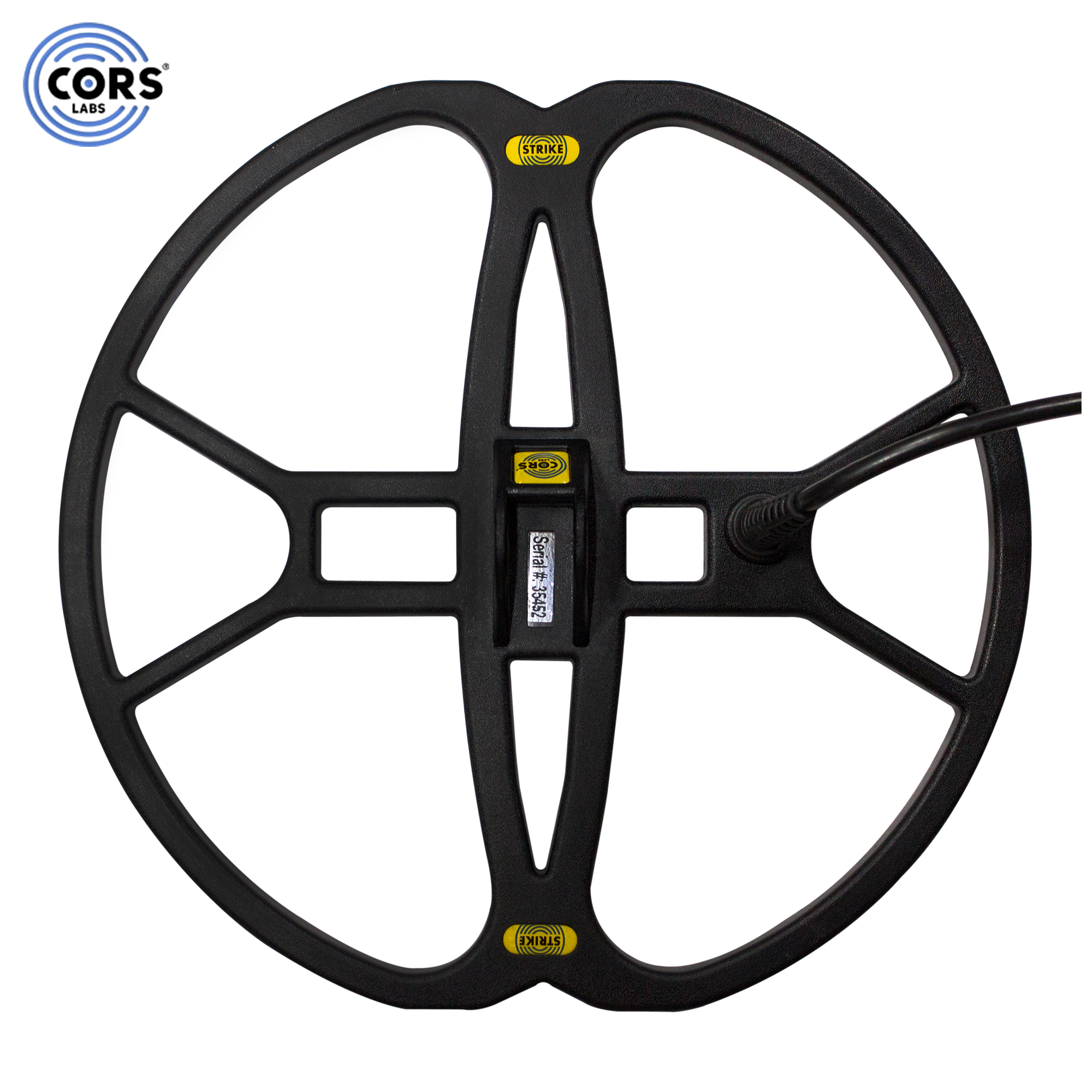 Cors Strike 12 X13 Dd Search Coil For Minelab Fbs Metal