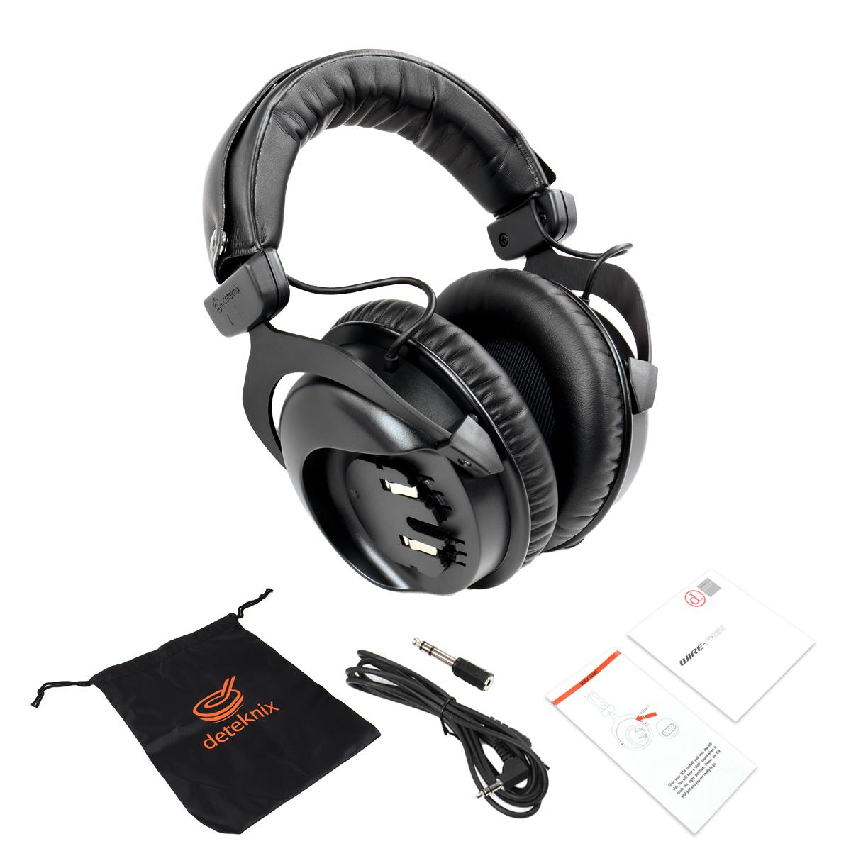 Quest Hd Compatible Wireless Headphones For Xp Deus Ws4 Module Metal Detector Detectors